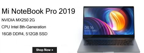 Xiaomi Mi NoteBook Pro 2019