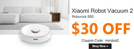 Xiaomi Robot Vacuum 2