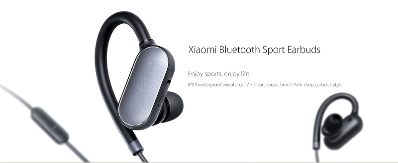 Original Xiaomi Wireless Bluetooth Music Sport Earbuds