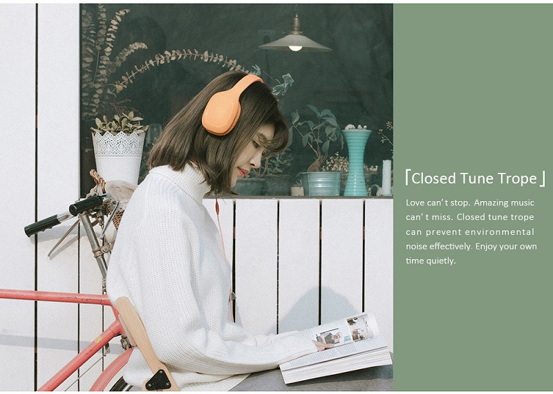 Original Xiaomi Headphone Stereo Headset 3.5mm Wired