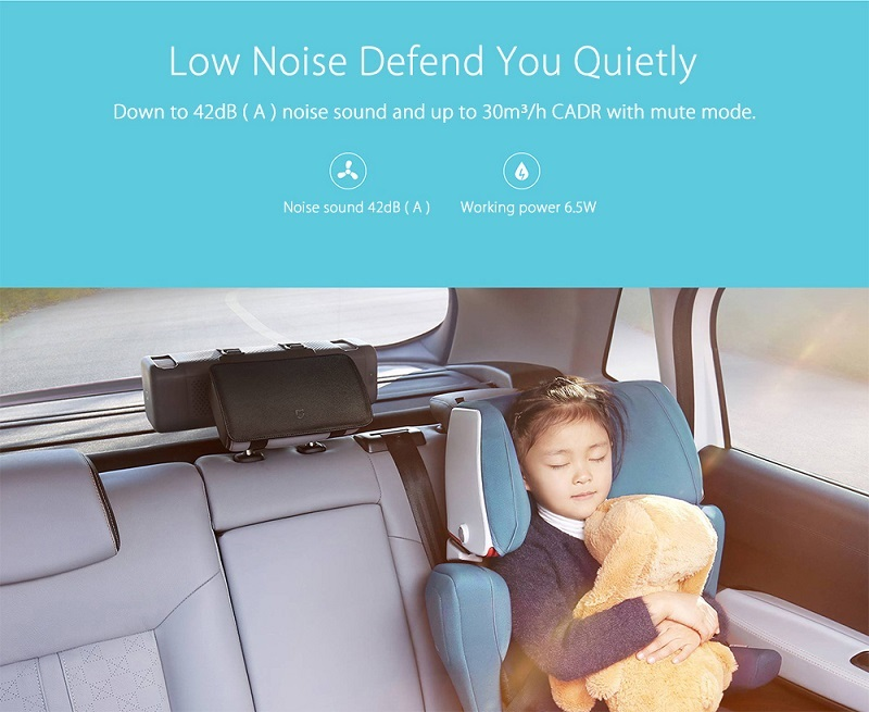 Xiaomi MiJia Car Air Purifier