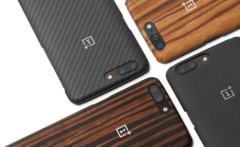 Original Official Protective Case Cover For OnePlus 5